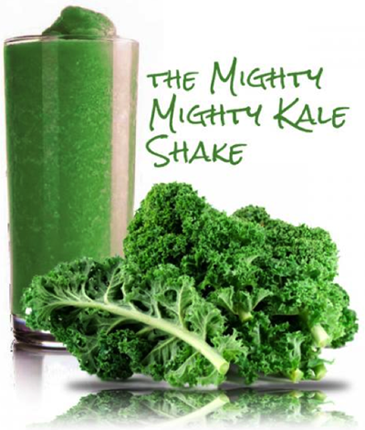 Kale and diarrhea